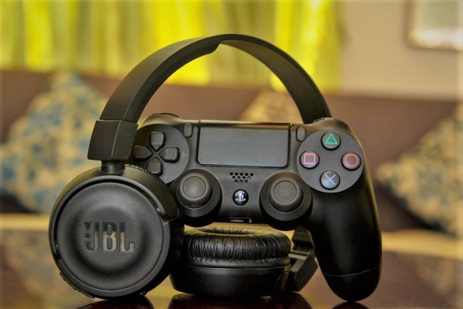 Father's Day Gaming Headset and Controller