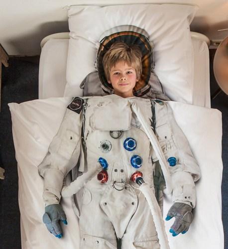 Astronaut-Duvet-Cover