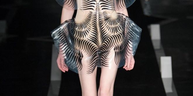 Iris Van Herpen- Haute Couture- Spring 2017