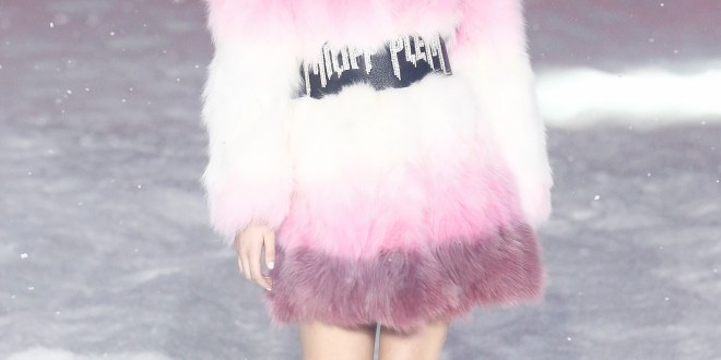 Philipp Plein- Fall 2018- Snow Bunny!