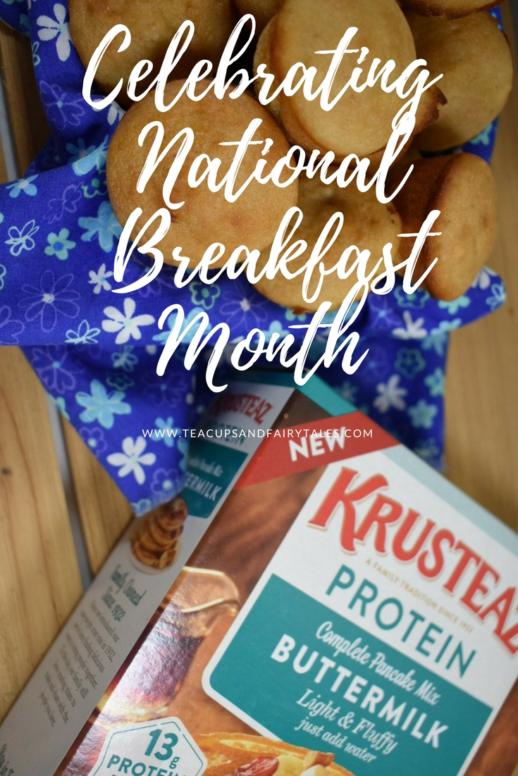 National Breakfast Month