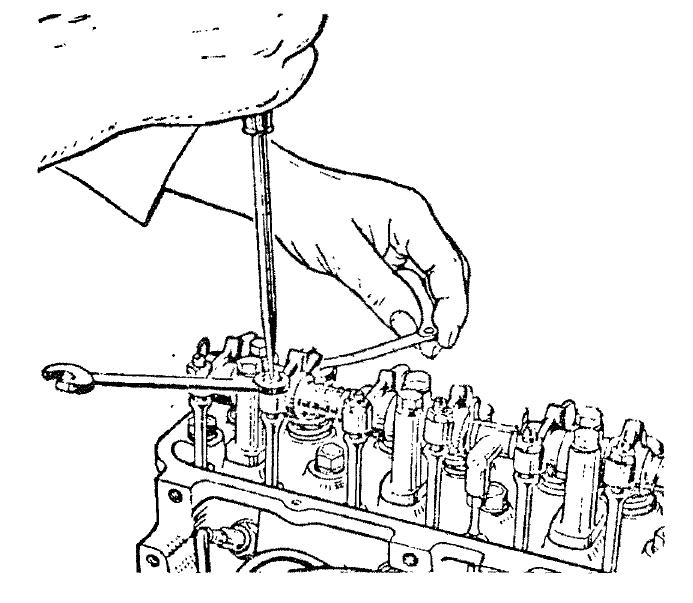 C24 – Alpine Valve Adjustment