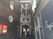 """See the three """"x"""" symbol? It is everywhere! It is not related to the red light district, but rather they are three vertical, St. Andrew's crosses. St Andrew was a fisherman and a martyr, put to death on an """"x"""" shaped cross. Amsterdam was, of course, a fishing town."""
