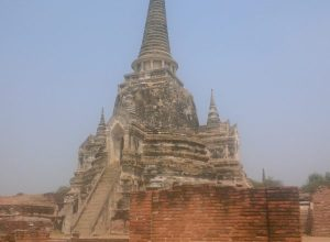 Venice of the East: The Beautiful Ruins of Ayutthaya