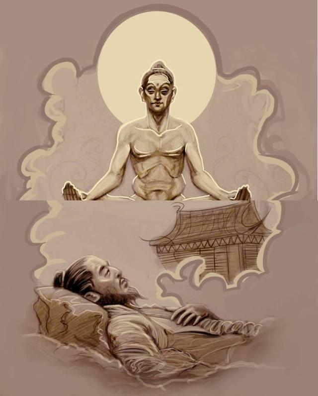 Postcard from Raymond: Tianzi's Dream