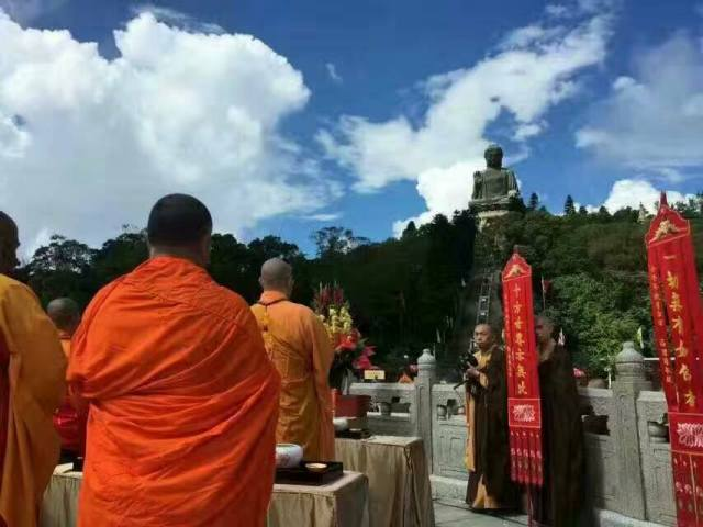 Of Statecraft and Sangha: Po Lin Monastery and the Silk Road