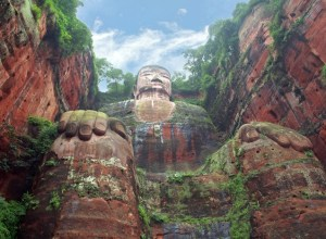 The Buddha's Guiding Hand in the Chinese Dream
