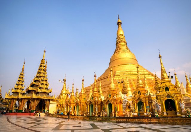 Myanmar: Another Square on the Buddhist Chessboard