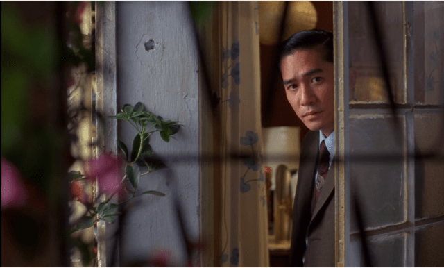"Identity in ""In the Mood for Love"" and ""2046"""