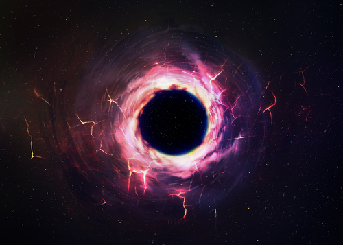 What Happens to Our Karma If We Fall Into a Black Hole?
