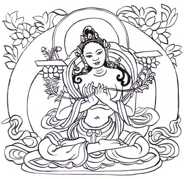 Homage to Prajnaparamita