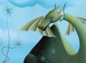 Postcard from Raymond: Taking Care of Your Magic Dragon