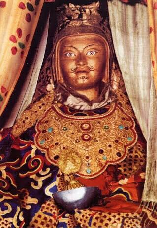 Love for Vajra Guru