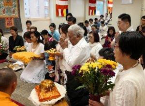 The Beauty of Buddhist Tradition: Celebrating Vesak with Hongkongers