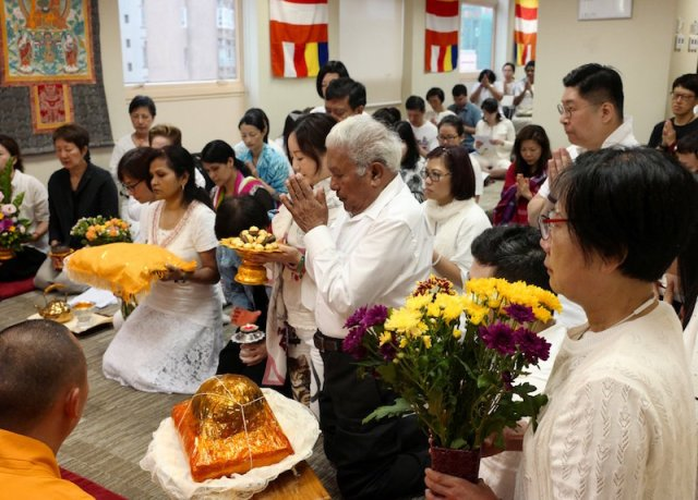 The Beauty of Buddhist Tradition: Celebrating Vesak with Hongkongers