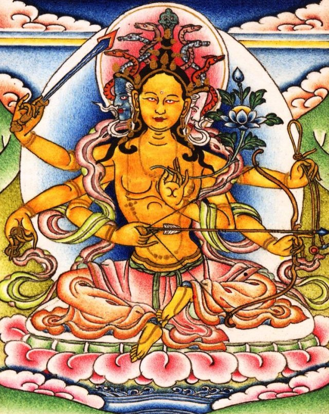 Janguli: Goddess Protector from Snakes and Poisons