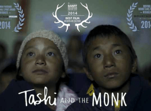 "Film Review: ""Tashi and the Monk"""