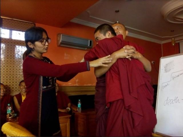 Buddhist Monastics in Palliative Care: A Milestone Program from Dr. Sneha Rooh