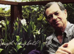 A Definition of Bliss (for Joseph Campbell)