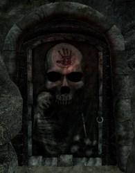 Fantasy Sanctuary And Dragonborn Image Skyrim Dark Brotherhood Silence 831x1065 Wallpaper teahub io