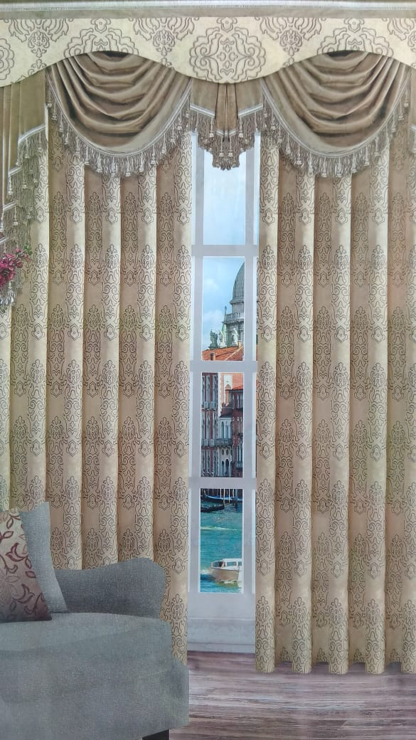 Gambar Hordeng Terbaru : gambar, hordeng, terbaru, Motif, Gorden, Terbaru, 585x1040, Wallpaper, Teahub.io
