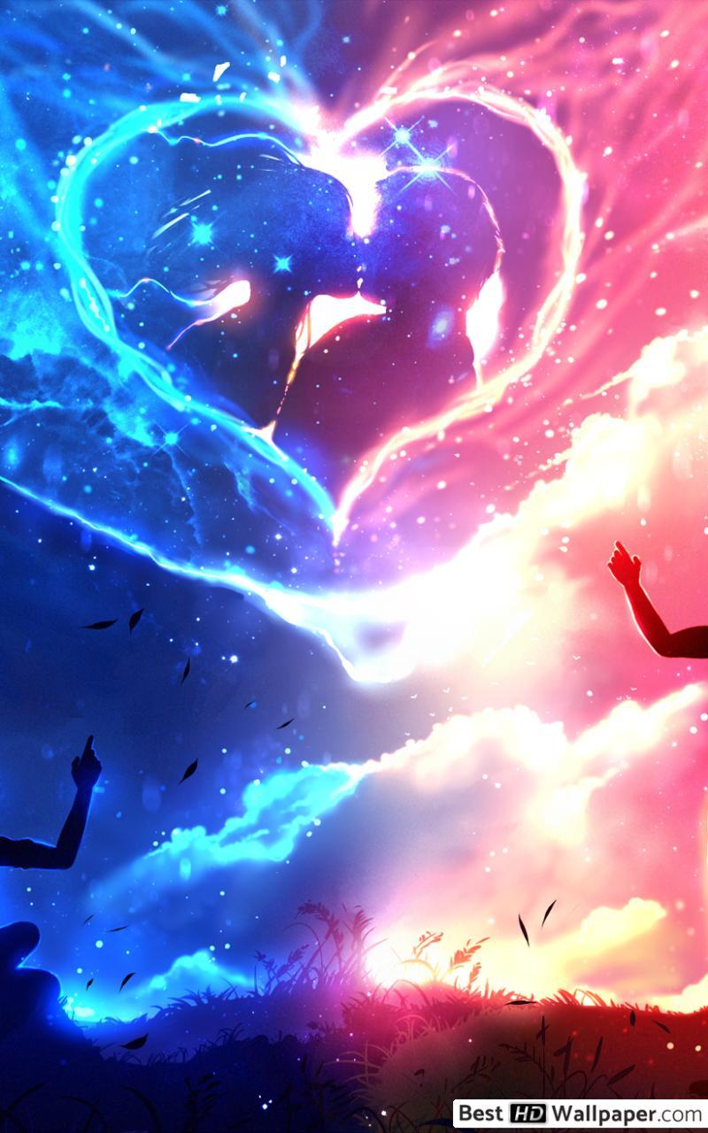 Anime Love Wallpaper : anime, wallpaper, Anime, Wallpaper, Iphone, 800x1280, Teahub.io