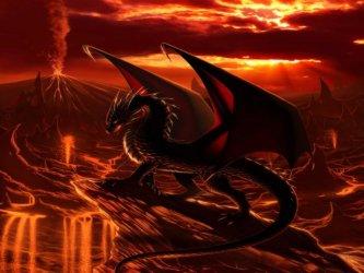 Free Download Dragon Wallpaper Id Cool Fire Dragon 1024x768 Wallpaper teahub io