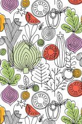 Healthy Food Background Pattern 600x900 Wallpaper teahub io