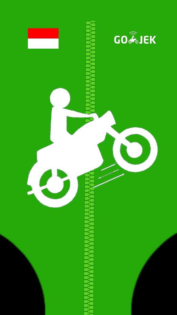 Logo Gojek Hd : gojek, Gojek, Wallpaper, 576x1024, Teahub.io