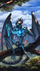 Wallpaper Dragon Skeleton Wings Creature Magical Cool Mythical Creature Wallpapers For Iphone 938x1668 Wallpaper teahub io