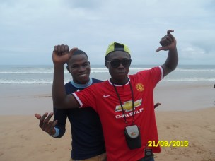 A time on the beach....
