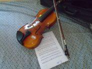 violin sheet