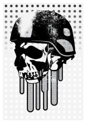Riot Skull Spotty