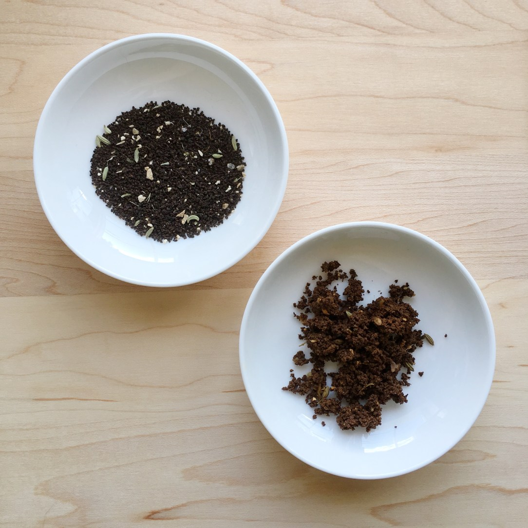 Teabox Bombay Cutting Chai Black Tea Dishes