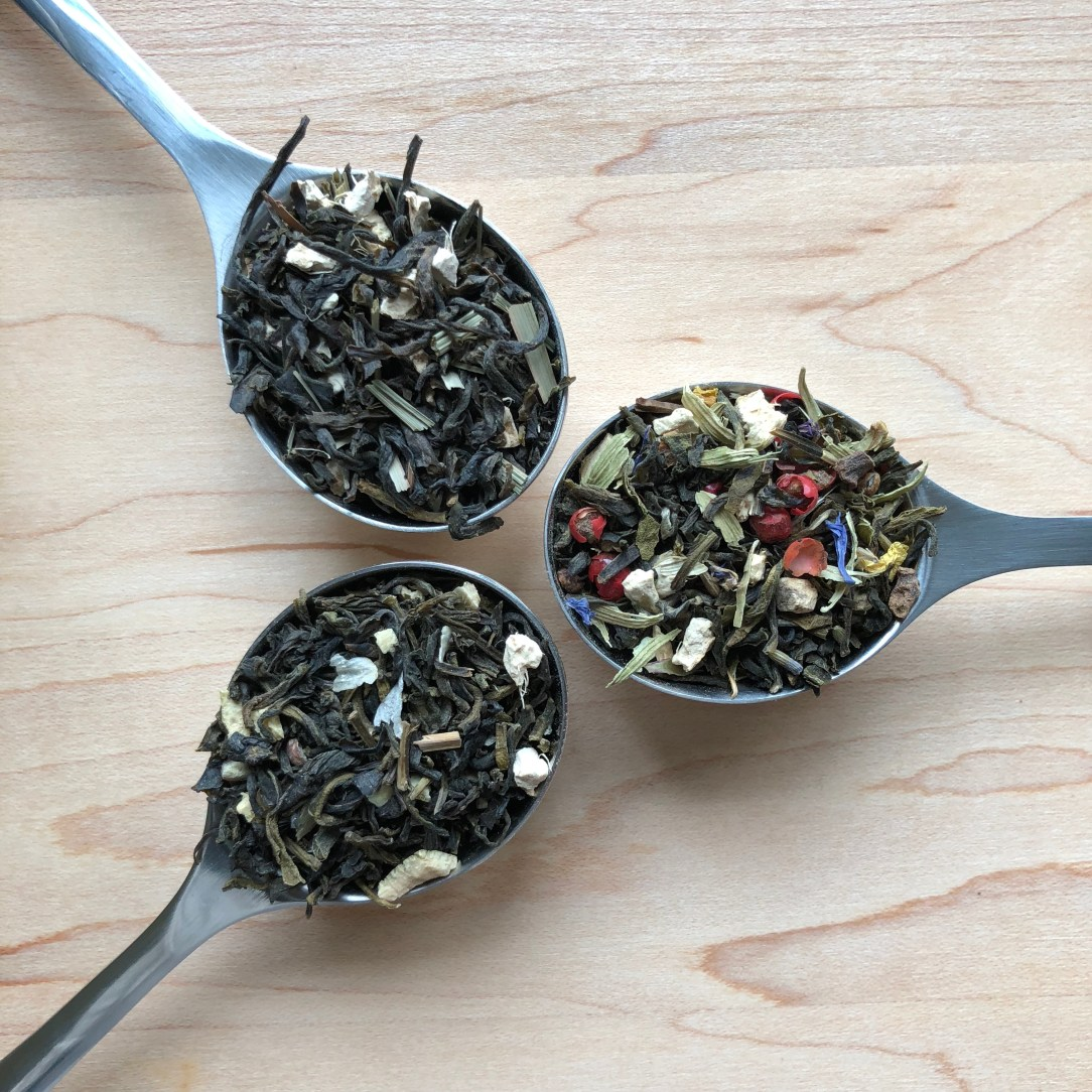 Teabox Green Tea Spoons