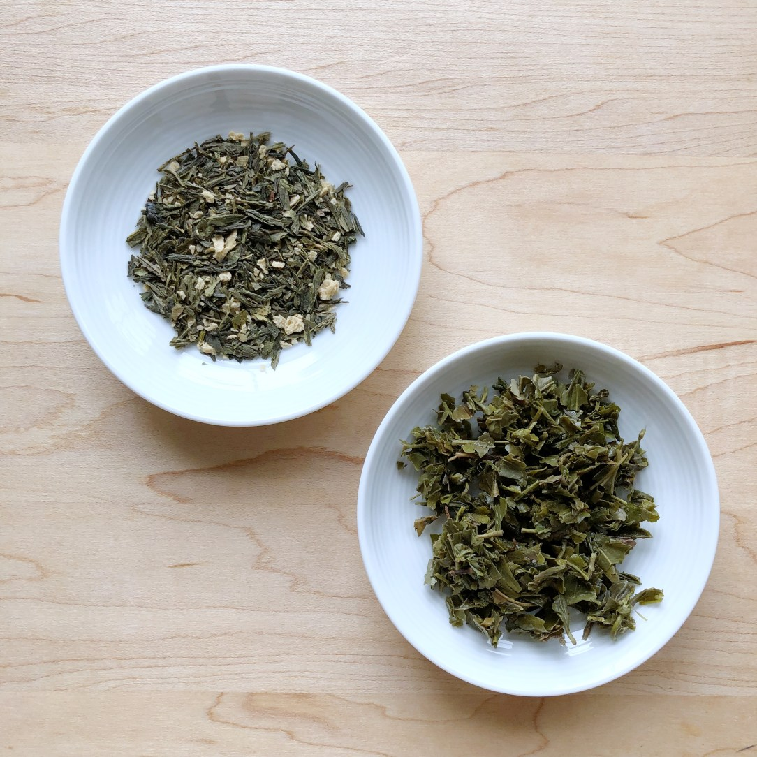 Lemon Lily Maritime Maple Green Tea Dishes