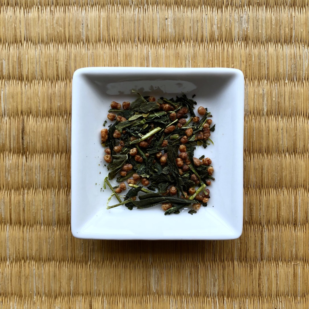 Obubu Tea Genmaicha Green Tea