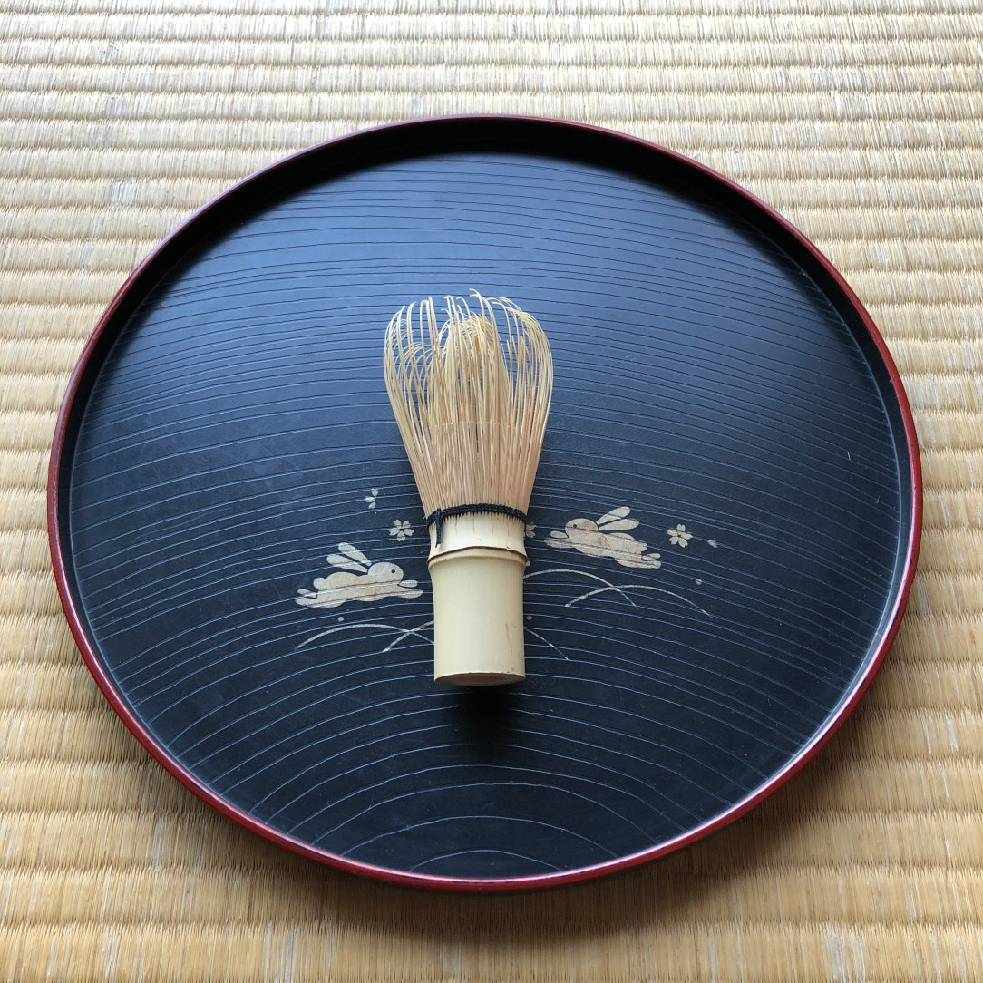 Matcha Utensils Chasen