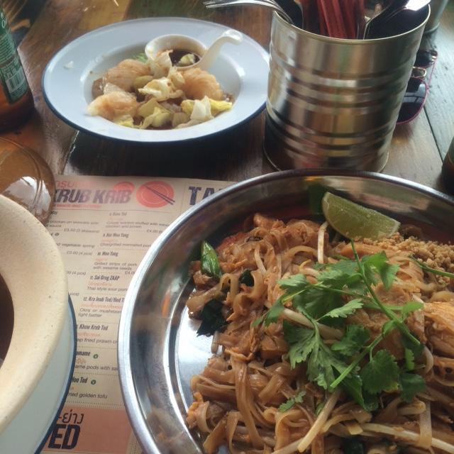 Zaap Thai street food restaurant Leeds