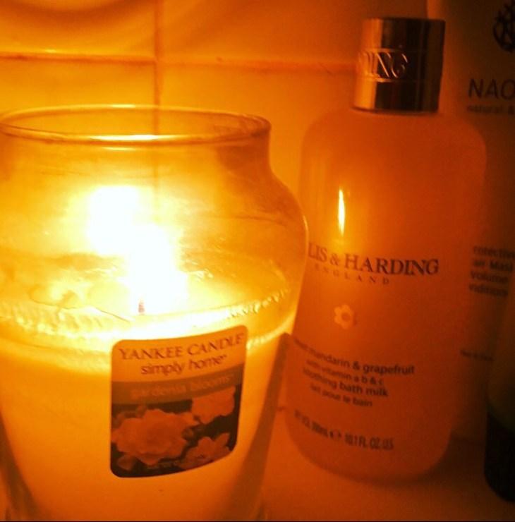 yankee candle baylis harding bath time