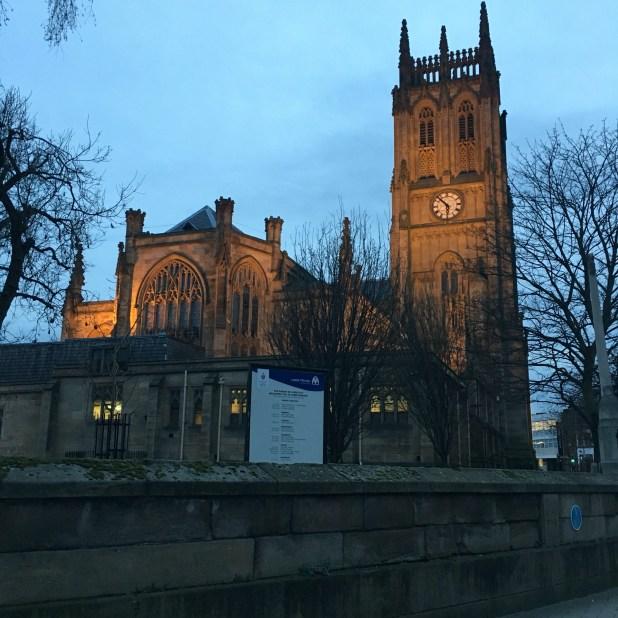St Peter's Parish Church Leeds