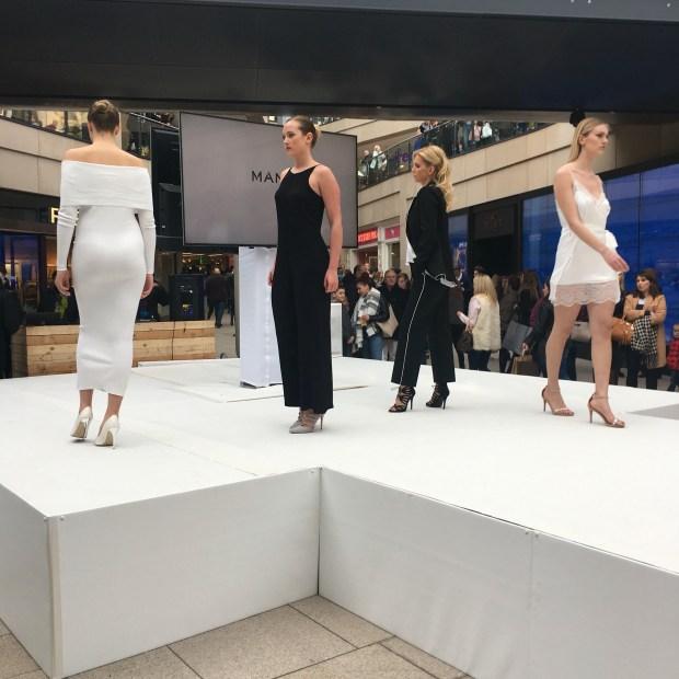 Trinity Shopping Centre Fashion Show