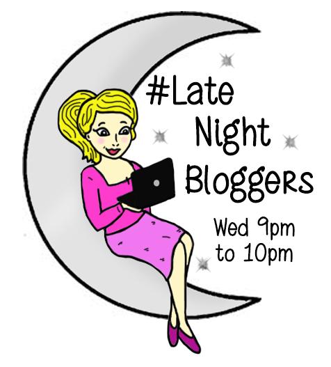#latenightbloggers news & pin!