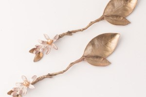 Orange Blossom Tea Spoons