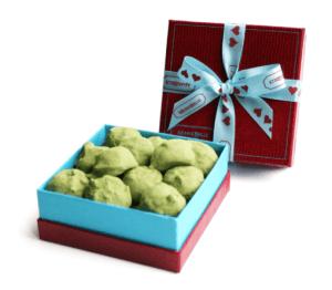 Japanese Matcha Truffle Box