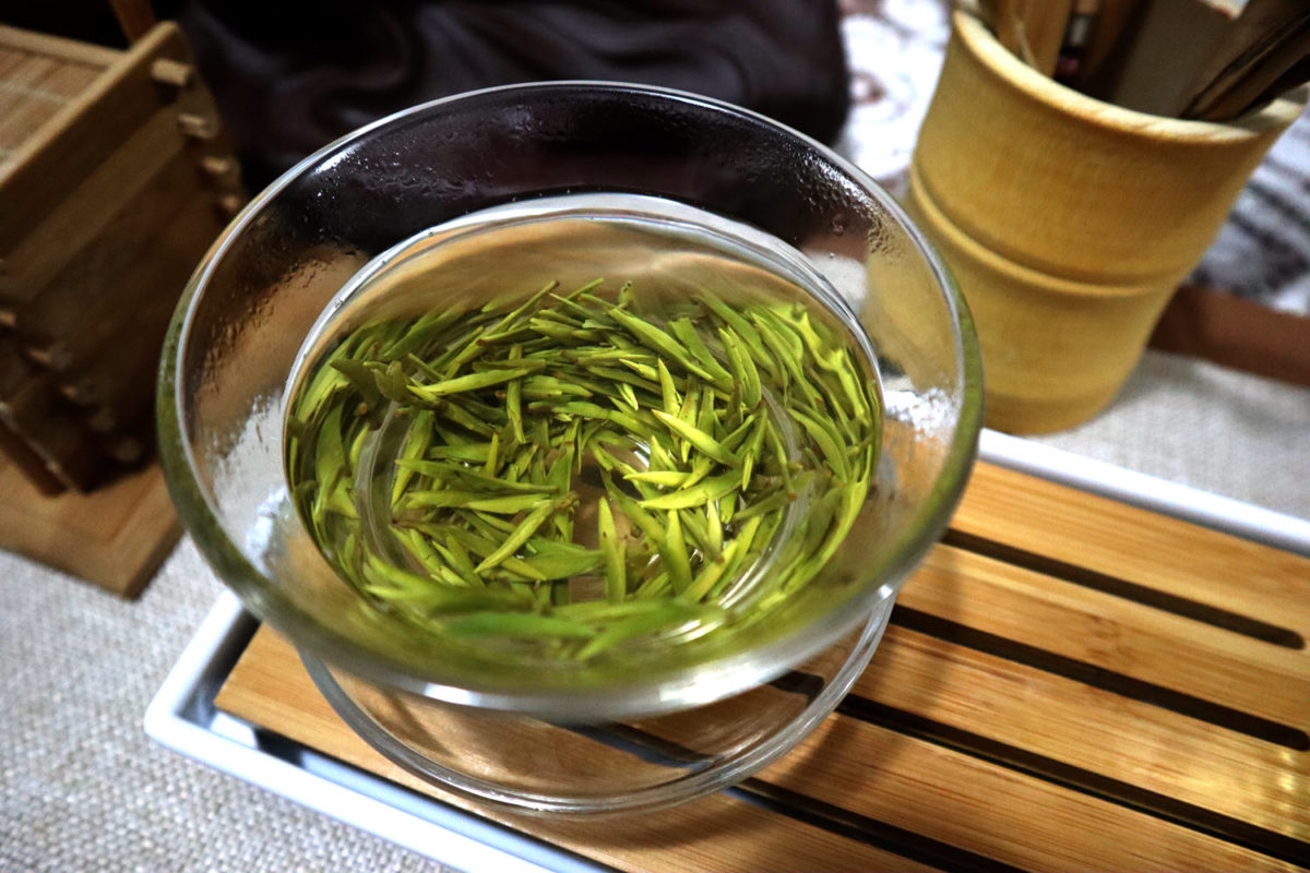 Wang Hai green tea