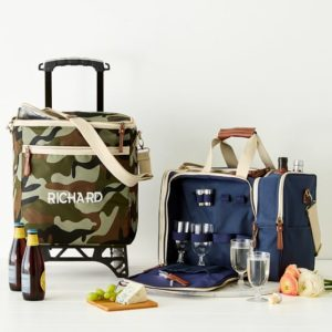 Mark & Graham Calistoga Insulated Picnic Bag
