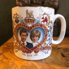 Thé-ritoires| 1981 Royal Wedding Cup