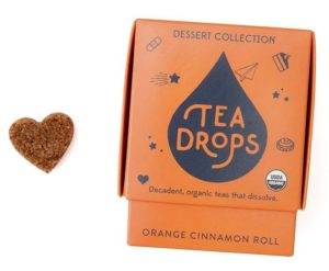 Tea Drops | Orange Cinnamon Roll Dessert Tea