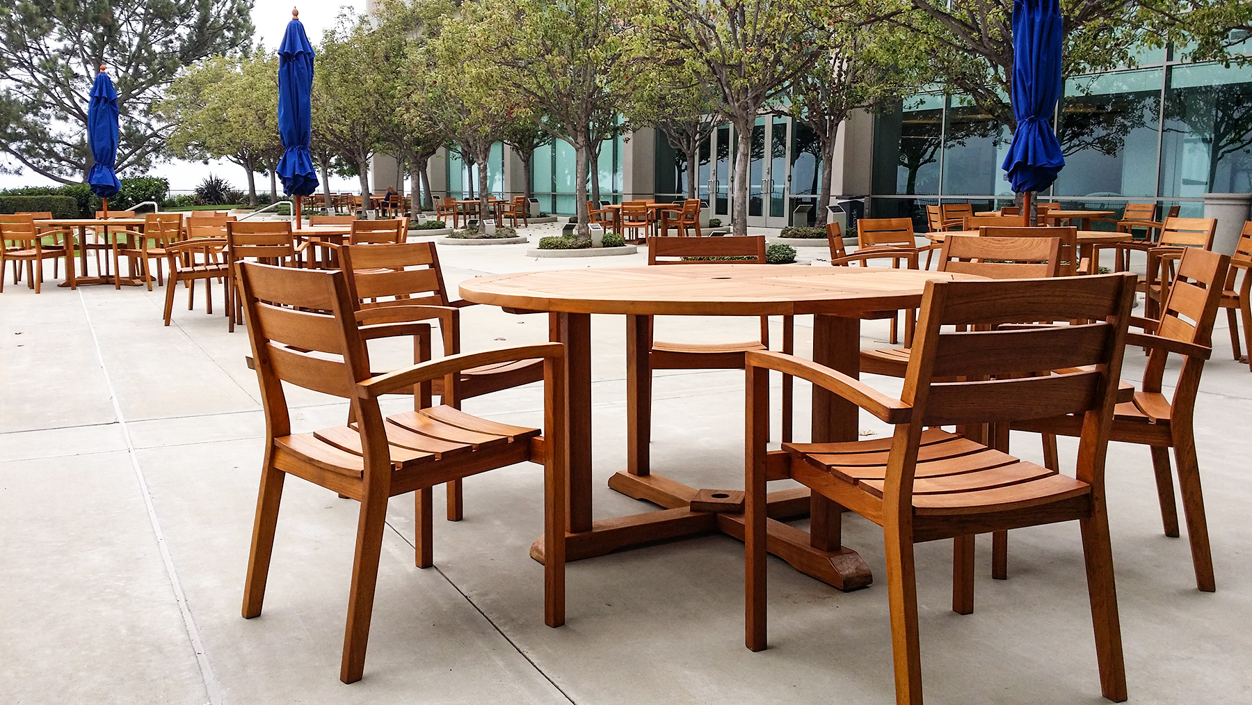 Commercial Patio Furniture Maintenance